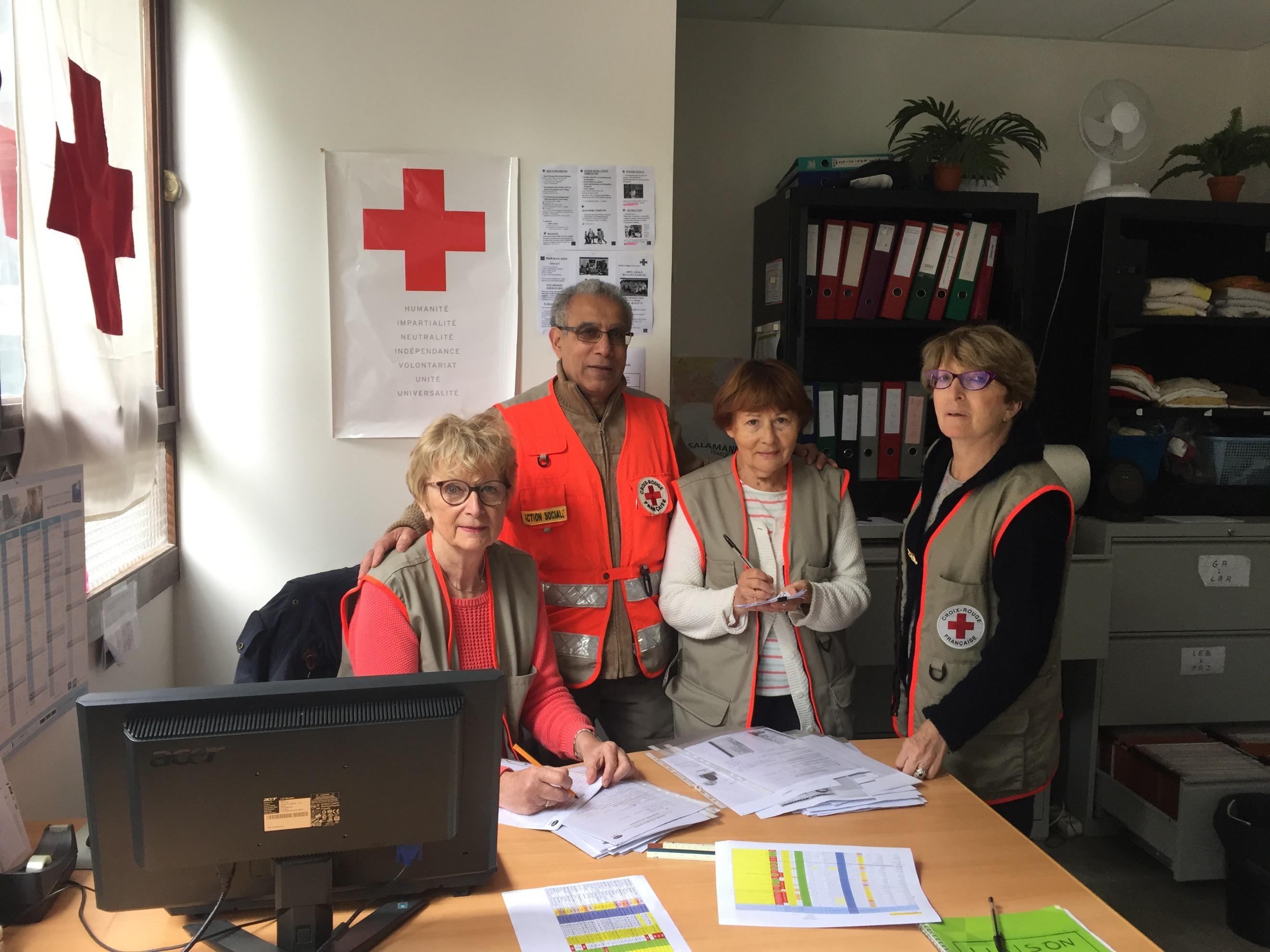 390c93a165c Unités locales - Croix-Rouge des Yvelines