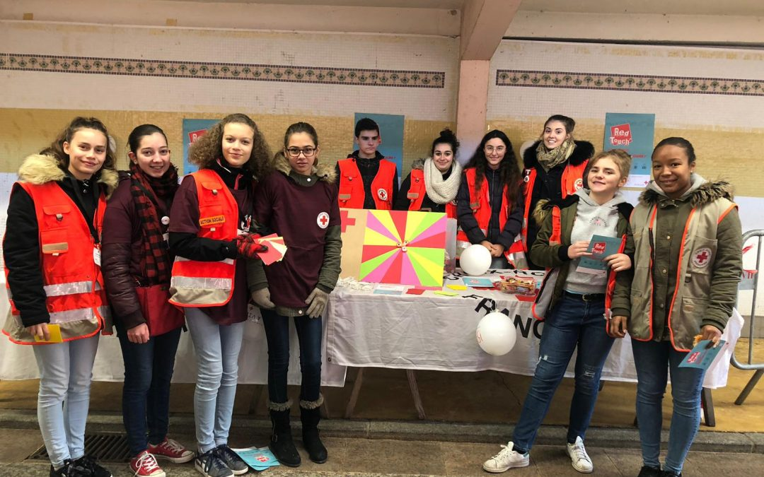 Opération RED TOUCH DAY 2018